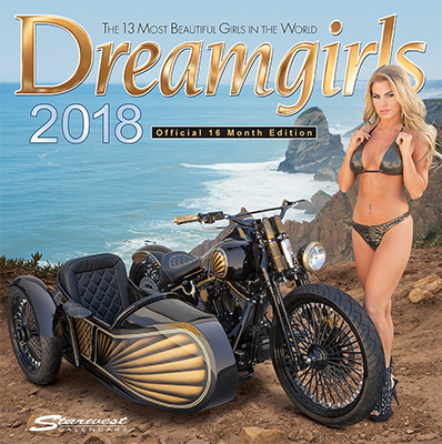Dreamgirls 2018 Wall Calendar