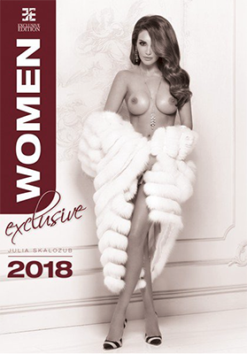 Women Exclusive    2018 Wall Calendar