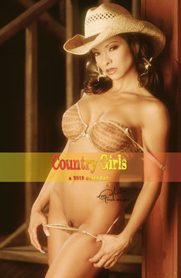 Country Girls 2018 Wall Calendar
