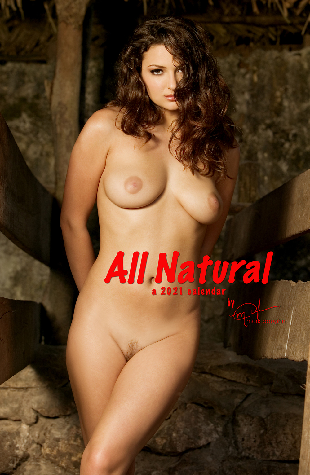 All Natural Special Edition 2021 Wall Calendar